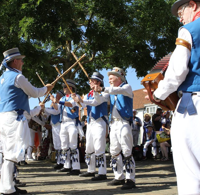 Morris and Traditional Dance Workshops