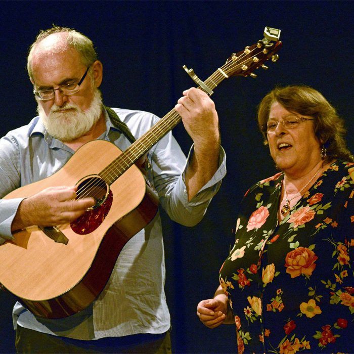 Folk Club with Bob & Gill Berry
