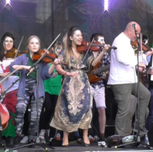 The Conservatoire Folk Ensemble